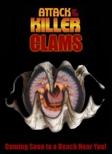 Attack-Of-The-Killer-Clams