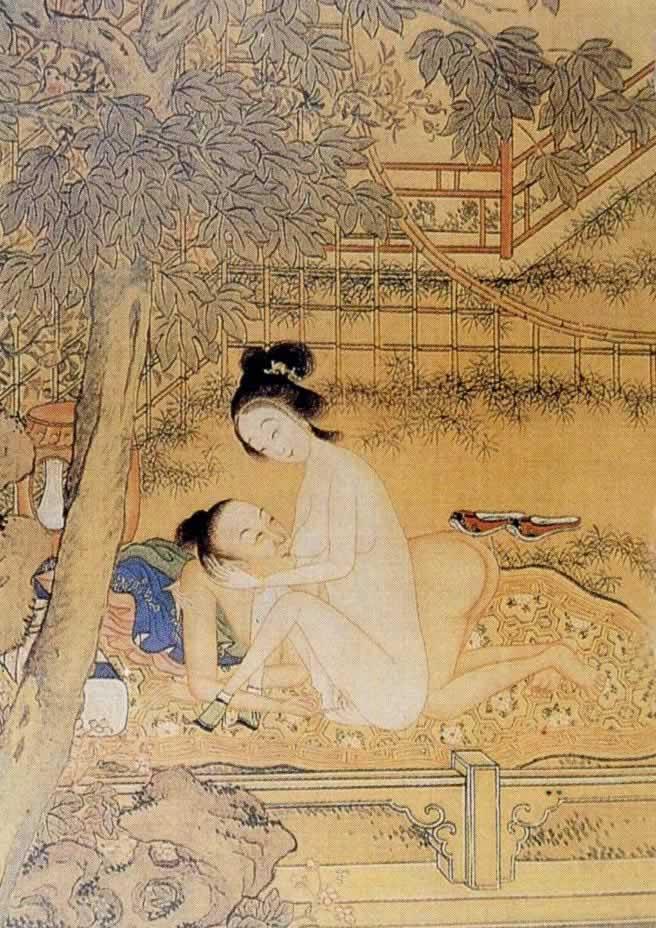 Ancient Sex Drawings - Stone Love Vaginal Egg Set