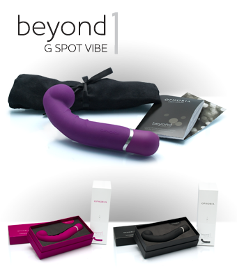 beyond g-spot vibrator