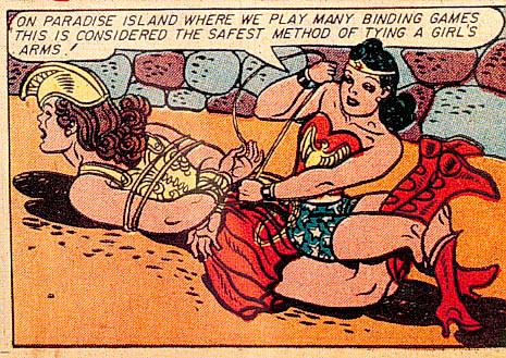 wonder woman binding games