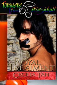 """Royal Treatment"" Erotic Book"