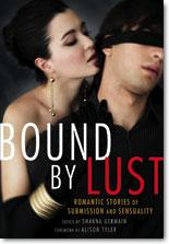 """Bound by Lust"" Erotic Reading Book"