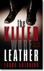 """The Killer Wore Leather"" Erotic Reading Review"