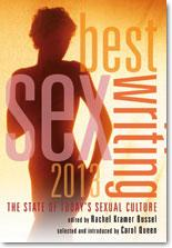 """Best Sex Writing 2013"" Erotic Reading Review"