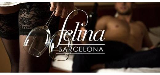 Escorts in Felina Barcelona